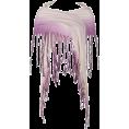 Pepeljugica - Šal Scarf Purple - Scarf -