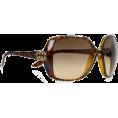 Girlzinha Mml  - Sunglasses Brown - Sunglasses -