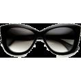 ieiele - Óculos Preto Gatinho - Sunglasses -