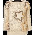 Pepeljugica - Đemper Pullovers Beige - Pullovers -