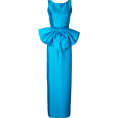 Rocksi -  Bambah pencil backless bow gown  - Dresses - $2,170.00