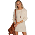 Modalist -  Jumper Dress, Fashion, Knit - Dresses -