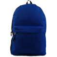 Kay Spoon - 18in Classic Backpack Basic Bookbag Simp - Ruksaci -