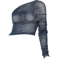 spabrah - 1990s Sheer Net Romeo Gigli Top - Long sleeves shirts -
