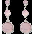 pwhiteaurora - 3 Stones Hanging Earrings - Earrings - $7.99