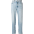 beautifulplace - 7 FOR ALL MANKIND Malia tapered jeans - Jeans -