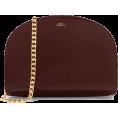 svijetlana2 - A.P.C. ATELIER DE PRODUCTION ET DE CRÉAT - Hand bag -
