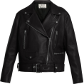 MATTRESSQUEEN  - ACNE STUDIOS  Mock leather biker jacket - Jacket - coats -