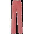 beautifulplace - ACNE STUDIOS Stretch-cotton flared pants - Capri & Cropped -