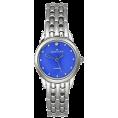AK Anne Klein - AK Anne Klein Diamond Collection Blue Dial Women's watch #10/7449BLDI - Ure - $75.00  ~ 64.42€