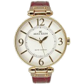 AK Anne Klein - AK Anne Klein Leather Collection White Dial Women's watch #10/9168WTBE - Watches - $65.00