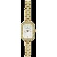 AK Anne Klein - AK Anne Klein Women's 109390MPGB Swarovski Crystal Accented Gold-Tone Watch - Watches - $55.50