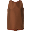 lence59 - ALBERTO BIANI structured vest - Майки -