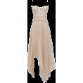 HalfMoonRun - ALEXANDER MCQUEEN lace dress - Dresses -