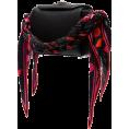 JecaKNS - ALEXANDER MCQUEEN scarf trim 16 Box bag - Hand bag -