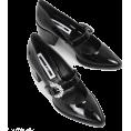 HalfMoonRun - ALEXANDER MCQUEEN shoes - Classic shoes & Pumps -