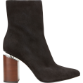 beautifulplace - ALEXANDER WANG Kirby High Heel Booties - Stivali -