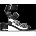 JecaKNS - ALEXANDER WANG Sandals - Sandals -