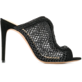 beautifulplace - ALEXANDRE BIRMAN fishnet stiletto sandal - Sandals -