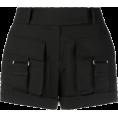 vespagirl - ALEXANDRE VAUTHIER cargo pocket shorts - Shorts - $1,006.00