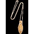 riagr - ALIGHIERI gold-plated neckl - Necklaces - 475.00€  ~ $553.04