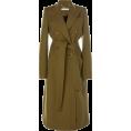 HalfMoonRun - ALTUZARRA trench coat - Jacket - coats -