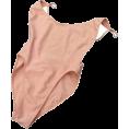 HalfMoonRun - AMERICAN APPAREL one-piece swimsuit - Kupaći kostimi -