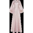 HalfMoonRun - ANDREW GN sleeve silk gown - Dresses -