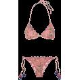 beautifulplace - ANJUNA Reversible crochet-trimmed printe - Swimsuit -