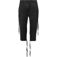 JecaKNS - ANN DEMEULEMEESTER Cropped Pants - Capri & Cropped -
