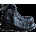HalfMoonRun - ANN DEMEULEMEESTER boots - Boots -