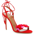 vespagirl - AQUAZZURA Happy Hearts Sandals - Sandals - $524.92