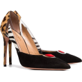 Georgine Dagher - AQUAZZURA multicoloured Fearless 105 sue - Classic shoes & Pumps -
