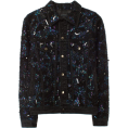 MATTRESSQUEEN  - ASHISH  cosmic denim jacket - Jacket - coats -