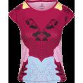PINaR ERIS - Abstract Floral Print Slim Fit T-Shirt - T-shirts - $42.00