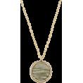 DotingSage - Accessorize ARIA SEMI PRECIOUS STONE PEN - Necklaces - £15.00  ~ $23.25
