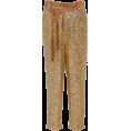 sandra  - Acheval Pampa Al Viento sequin trousers - Capri & Cropped -