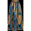 Marion Miller - African Print Skirt - Skirts -