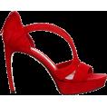 Lady Di ♕  - Alexander McQueen - Sandals -