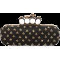 Mimi  - Alexander McQueen - Clutch bags -