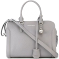 Bev Martin - Alexander McQueen Grey Handbag - Hand bag -