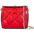 Crazy Zany Fake - Alexander McQueen Nano Box Bag - Hand bag - $1.00