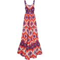 beautifulplace - Alexis Jourdan Printed Crepe Maxi Dress - Vestidos -
