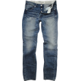 Calvin Klein - Calvin Klein Mens Medium Wash Slouchy Slim Jeans - Jeans - $55.00