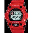 CASIO - Casio Men's G7900A-4 G-Shock Rescue Red Digital Sport Watch - Watches - $99.00