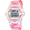 CASIO - Casio Women's BG169R-4 Baby-G Pink Whale Digital Sport Watch - Watches - $79.00
