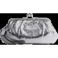 COACH - Coach Occasion Sequin Large Wristlet Silver Handbag Purse 44475 - Coach 44475SLV - Hand bag - $148.99