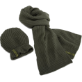 DIESEL - Diesel Mens Knit Pack Set - Scarf - $28.81