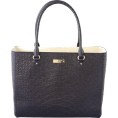 kate spade NEW YORK - Kate Spade Quinn Leather Wellesley Navy Bag - Bag - $445.00