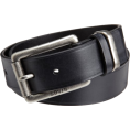 Levi's - Levi's Mens 38mm Leather Belt With Logo Loop Ornament - Belt - $26.00